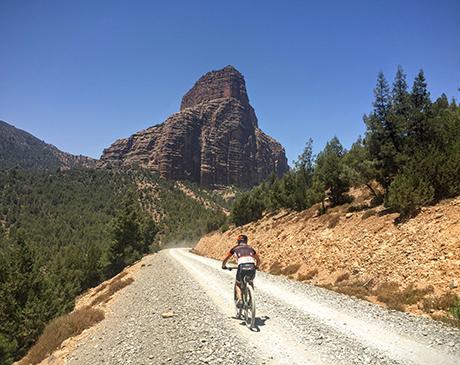 Montanhas do Atlas em Gravel Bike - Caminhos da Natureza