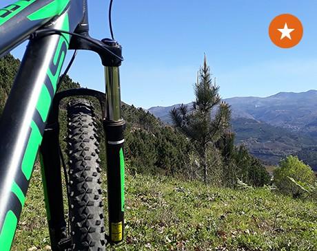 Serras do Norte em BTT - Caminhos da Natureza
