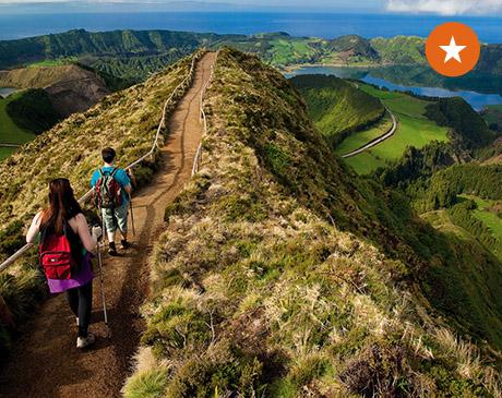 Pelos Trilhos dos Açores - Caminhos da Natureza
